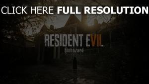 biohazard resident evil 7 capcom