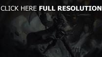 sylvanas windrunner reign of chaos warcraft 3