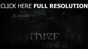 thief square enix eidos montreal