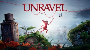 unravel yarny electronic arts