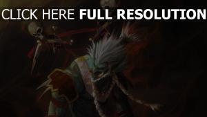 world of warcraft, troll, shaman, totem