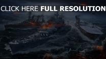 schiffe meer wargaming net world of warships