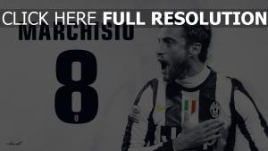 claudio marchisio juventus italien fußball spieler