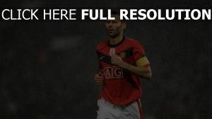 fußball manchester united ryan giggs