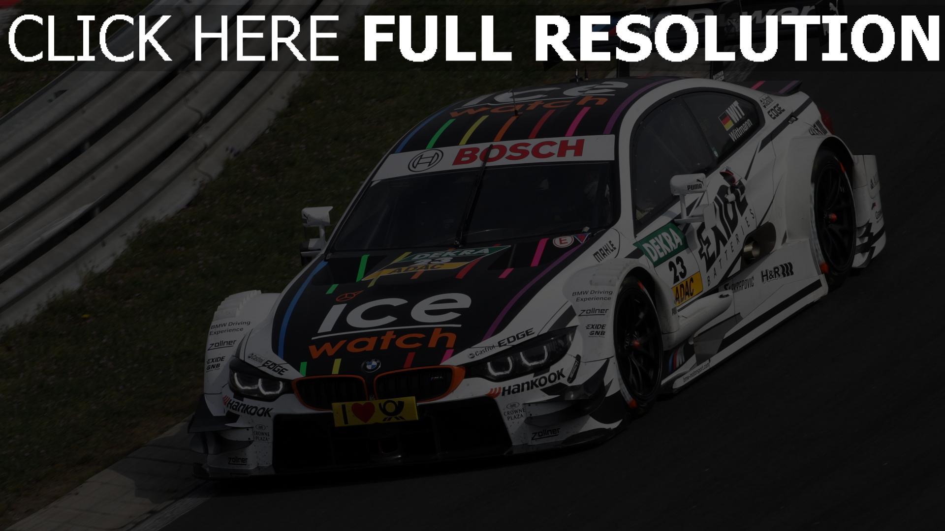 Hd Hintergrundbilder Auto Bmv M4 Dtm Motorsport Desktop Hintergrund