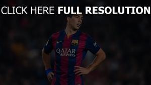 fußball barcelona luis suarez spiel