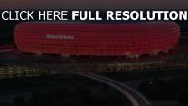 stadion allianz arena münchen deutschland