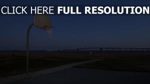 basketball korb ring spielplatz