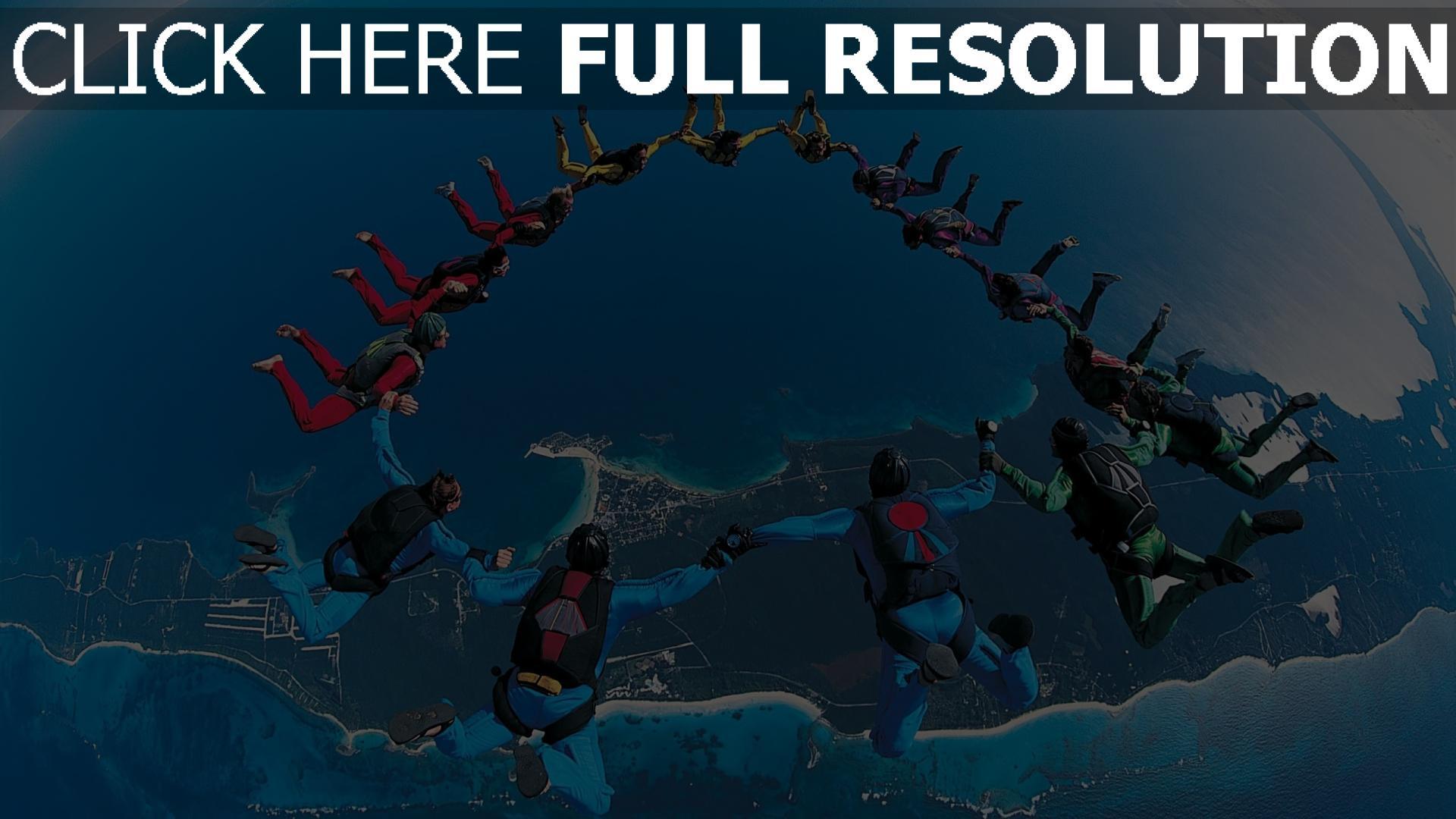 Fallschirmspringen Spiele