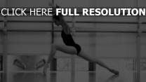 ballerina mädchen tanz gymnastik