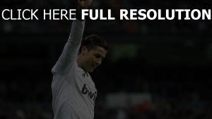 cristiano ronaldo fußball real madrid