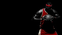lebron james basketball spieler ball