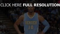 basketball-spieler new york knicks arron afflalo
