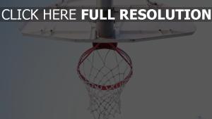 netz basketball basketballkorb