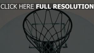 ring netz basketball basketballbrett
