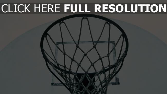 hd hintergrundbilder ring netz basketball basketballbrett