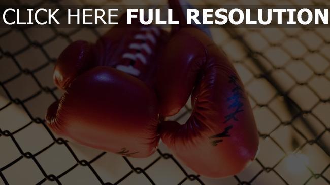 hd hintergrundbilder boxen boxhandschuhe kampf