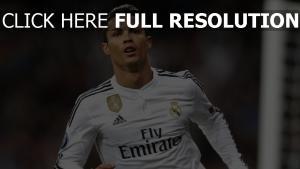 real madrid fußball berühmtheit cristiano ronaldo