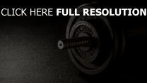 fitness turnhalle hanteln