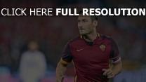 roma fußballer francesco totti