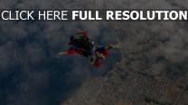 himmel adrenalin fliegen jumper