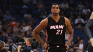 hassan whiteside basketball miami heat