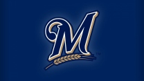 team logo milwaukee brewers baseball