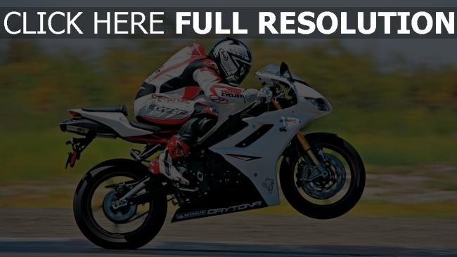 hd hintergrundbilder geschwindigkeit motorradfahrer motorrad