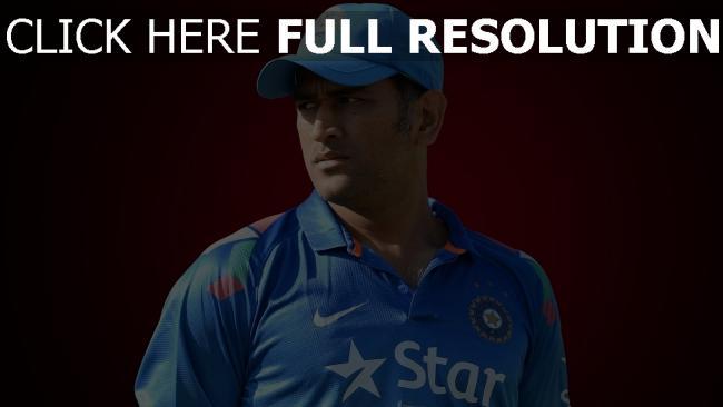 hd hintergrundbilder cricket sportler mahendra singh dhoni