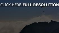 himmel fliegen gleitschirm berge