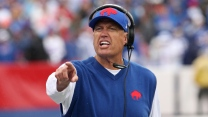 buffalo bills trainer rex ryan