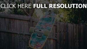 zaun skateboard sport