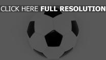 fußball sport weiß