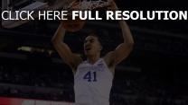 basketball-spieler utah jazz trey lyles