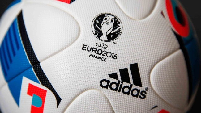hd hintergrundbilder euro 2016 ball fußball frankreich uefa