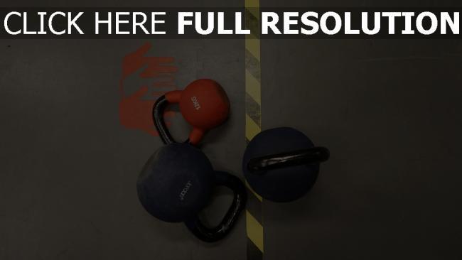 hd hintergrundbilder farbe sport gewichte