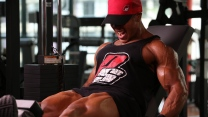 athlet training bodybuilding