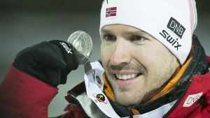 biathlon emil svendsen norwegen champion