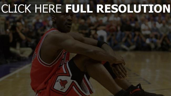 hd hintergrundbilder nba basketball michael jordan