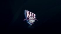 logo new jersey nets nba basketball