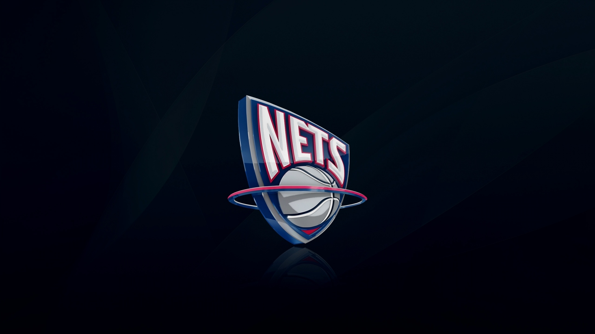 hd hintergrundbilder logo new jersey nets nba basketball 1920x1080