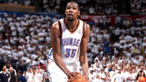 seattle supersonics basketball oklahoma city thunder kevin durant