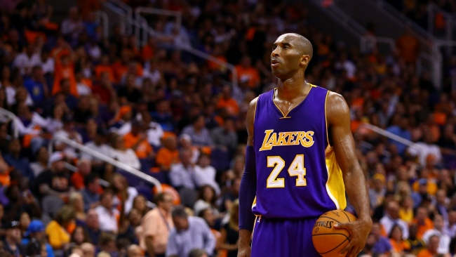 hd hintergrundbilder los angeles lakers nba kobe bryant