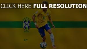barcelona brasilien neymar fußball