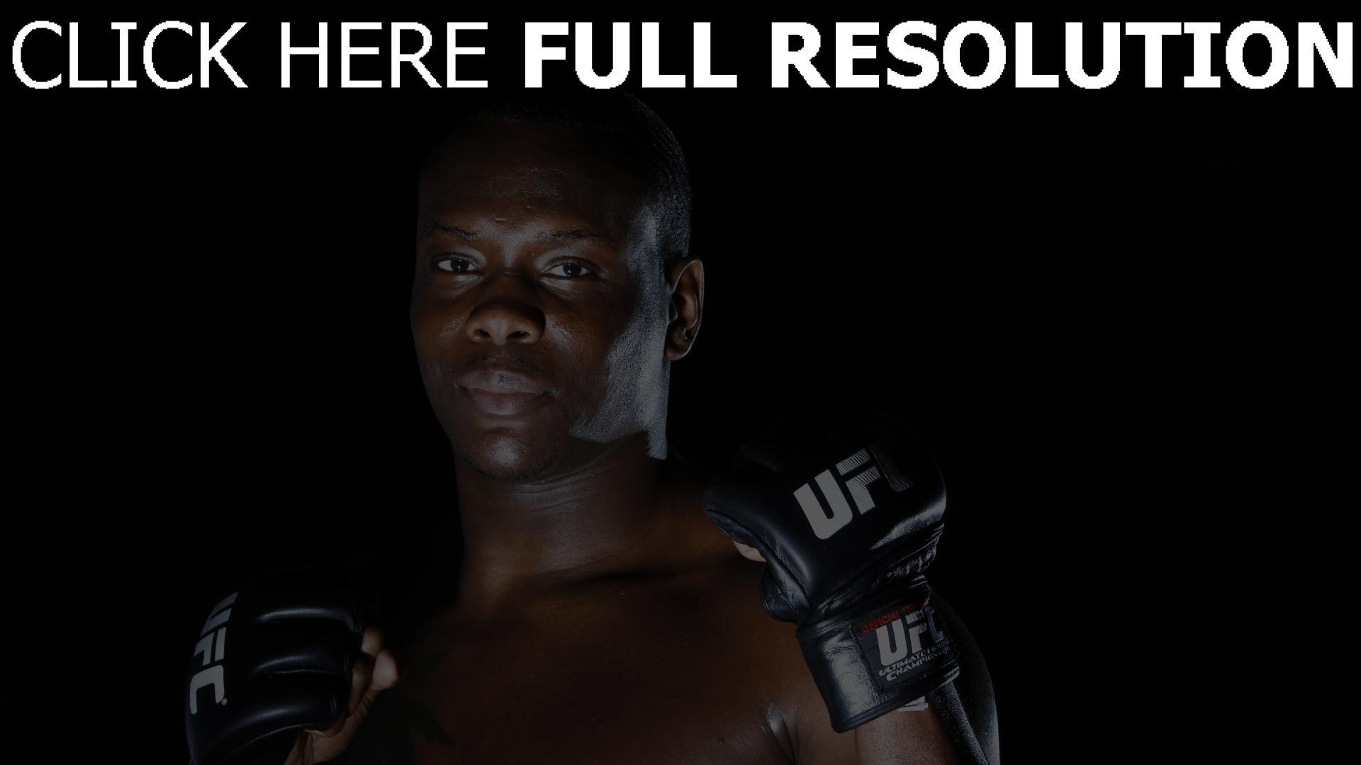 hd hintergrundbilder mma kämpfer ultimate fighting championship ovince saint preux 1920x1080