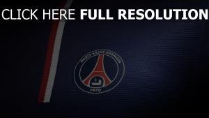 paris saint-germain logo fußballverein