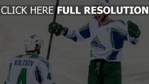 hockeyclub salavat yulaev baschkirien