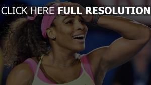tennis serena williams sportlerin