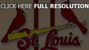 baseball st louis cardinals logo
