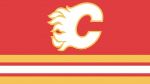 kanada calgary flames hockey logo